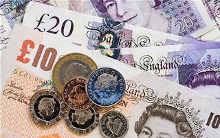 England-pound