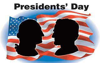 Trading Session Change for Presidents' Day