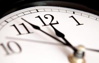 Daylight Saving Time Clock Shift 2018