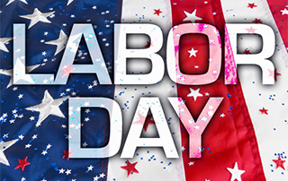 Labor Day Announcement 2018