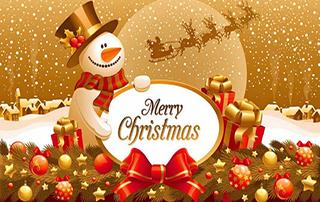 Christmas Holidays 2020-2021