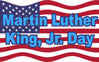 Martin Luther King Jr. Day Announcement 2021