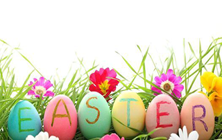 Celebration of Easter Holiday 2021